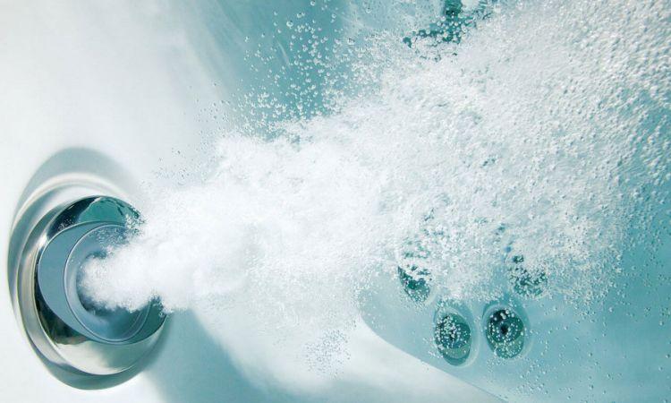 Минерально-жемчужная ванна