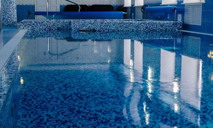 С 20 сентября - бесплатное посещение бассейна, бесплатный Wi-Fi