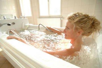 Ванны жемчужные