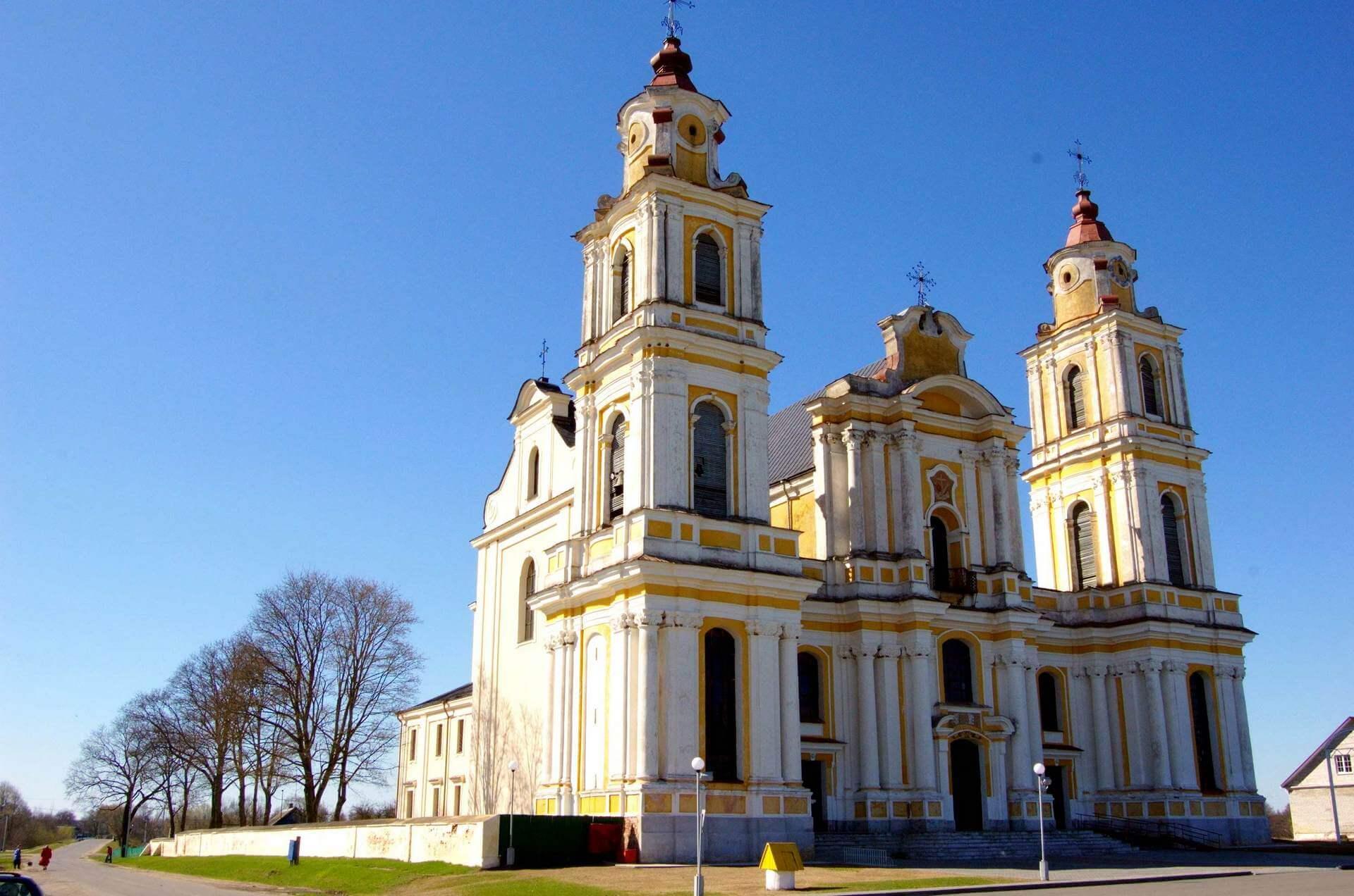 «Белорусская Святыня» (костёл в д. Будслав)