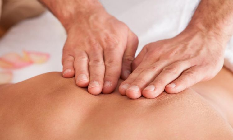 Классический массаж (СПА)