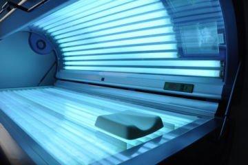 Ультрафиолетовое облучение общее в солярии